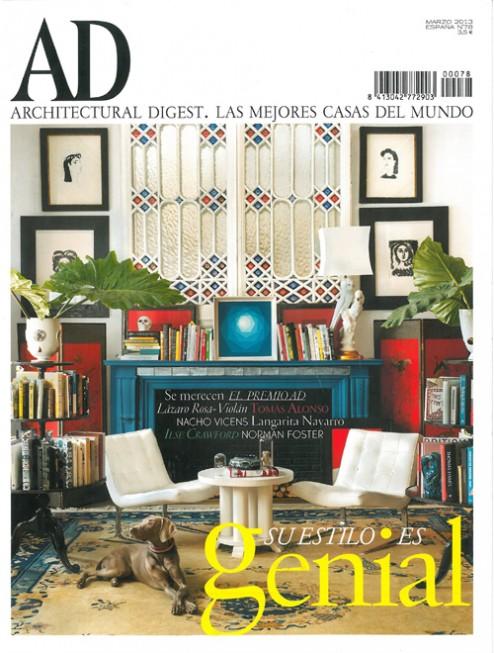 AD marzo 2013 cover