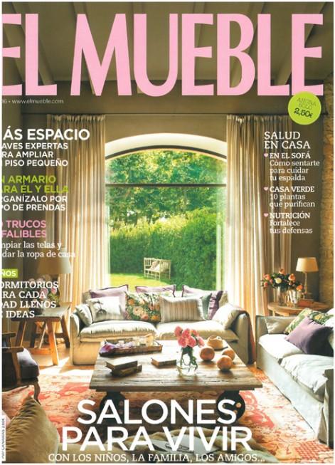 El Mueble sept 2013 cover
